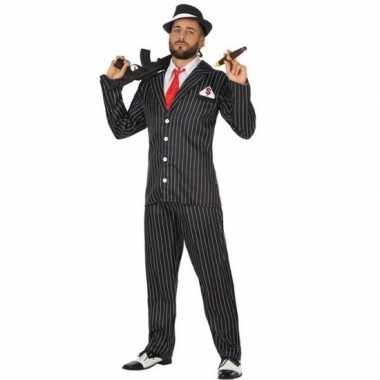 Gangster verkleedkleren voor heren