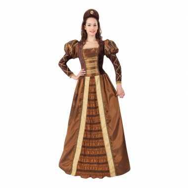 Geschiedenis middeleeuwse prinses damesverkleedkleren