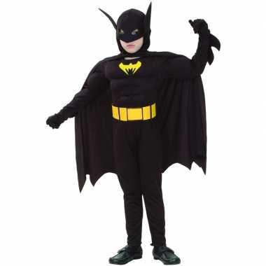Gespierde vleermuis superheld kinder verkleedkleren