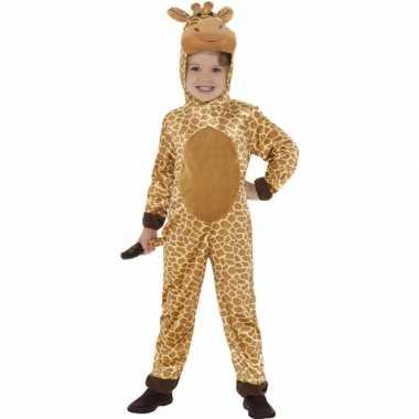 Giraffe verkleedkleren voor kinderen