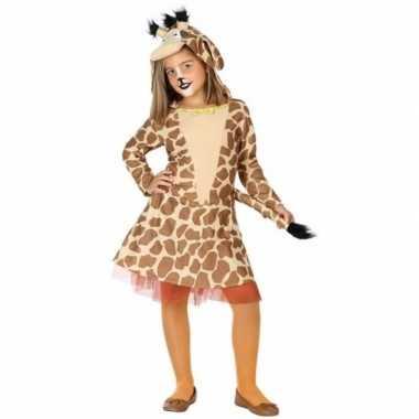 Giraffe verkleedkleren voor meisjes