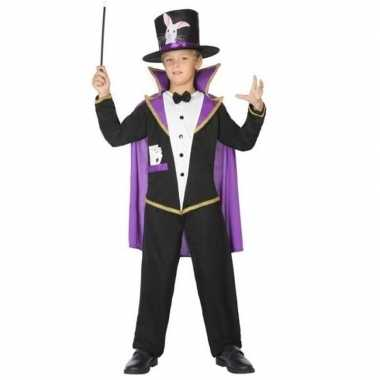 Goochelaar verkleed pak/verkleedkleren voor kinderen