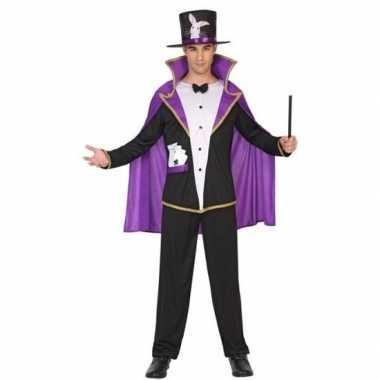 Goochelaar verkleed pak/verkleedkleren voor volwassenen