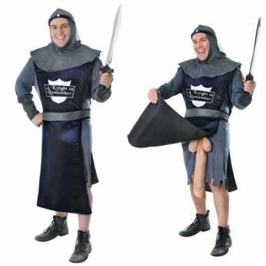 Grappige ridder verkleedkleren