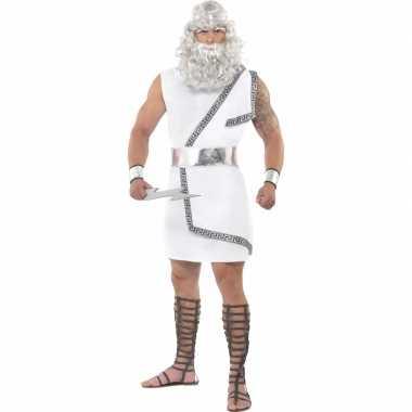 Griekse god zeus verkleedkleren