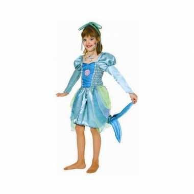 Groen zeemeermin verkleedkleren voor meisjes