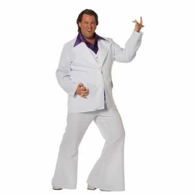 Grote maat disco verkleedkleren voor mannen