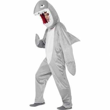 Haaien verkleedkleren/pak voor volwassenen