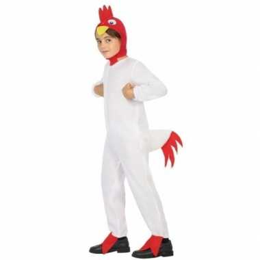 Haan/kip doodle verkleedkleren voor jongens