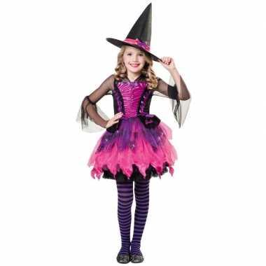 Halloween barbie heksen verkleedkleren voor meisjes