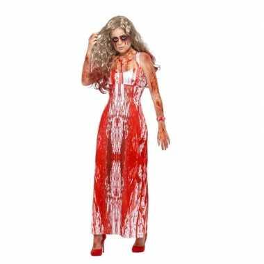 Halloween carrie verkleedkleren voor dames