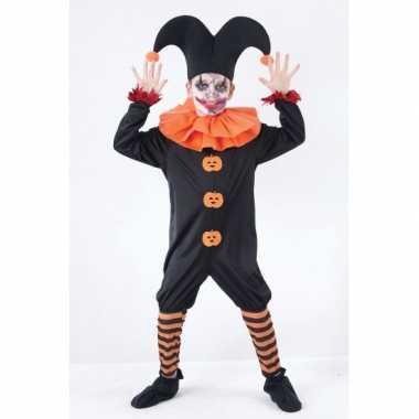 Halloween harlekijn verkleedkleren voor kids