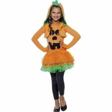 Halloween pompoen verkleedkleren voor meisjes