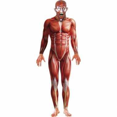 Halloween verkleedkleren body suit