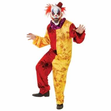 Halloween verkleedkleren horror clown