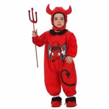 Halloween verkleedkleren voor kinderen duiveltje