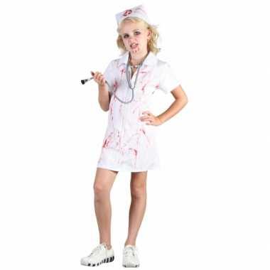 Halloween zuster verkleedkleren voor meisjes