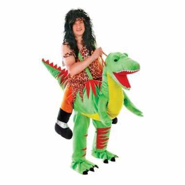 Hang verkleedkleren dinosaurus voor volwassenen