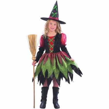 Heksen verkleedkleren voor meisjes