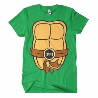 Heren ninja turtles verkleedkleren