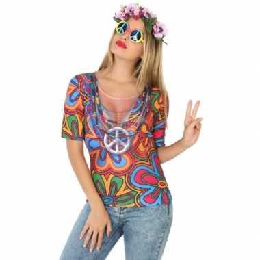 Hippie verkleedkleren voor dames