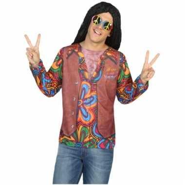 Hippie verkleedkleren voor heren