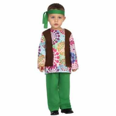 Hippies verkleedkleren peuters