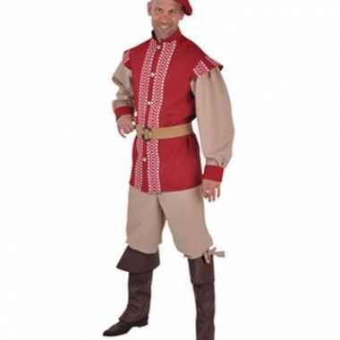Historische verkleedkleren voor heren
