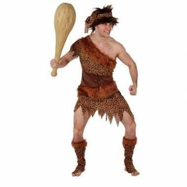 Holbewoner/caveman atouk verkleedkleren heren