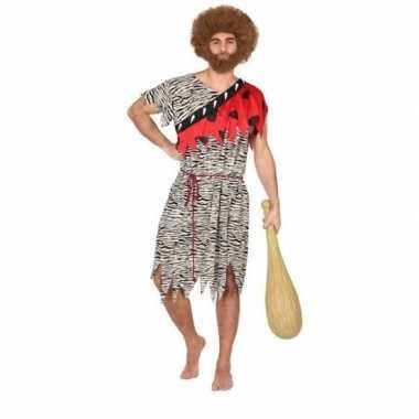 Holbewoner/caveman thag verkleedkleren heren