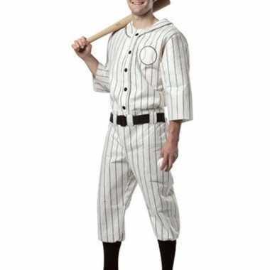 Honkballer verkleedkleren voor heren
