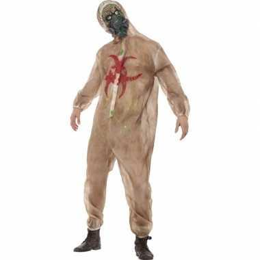 Horror biohazard zombie verkleedkleren