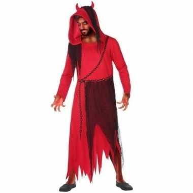 Horror duivel/kwelgeest verkleedkleren voor heren