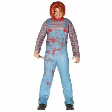 Horror pop chuck verkleedkleren voor heren