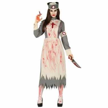 Horror verpleegster/zuster verkleedkleren voor dames