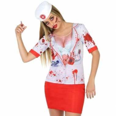 Horror zuster verkleedkleren voor dames