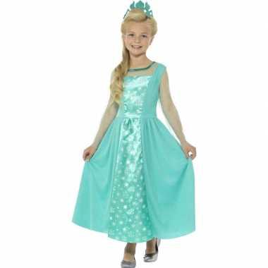 Ijsprinses verkleedkleren voor meisjes