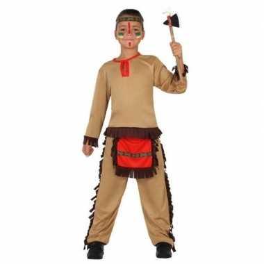 Indiaan/indianen pak/verkleedkleren voor jongens