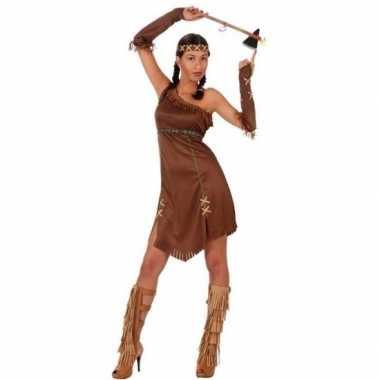 Indianen honovi verkleed pak/verkleedkleren voor dames