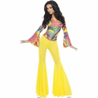 Jaren 60/70/hippie verkleedkleren voor dames