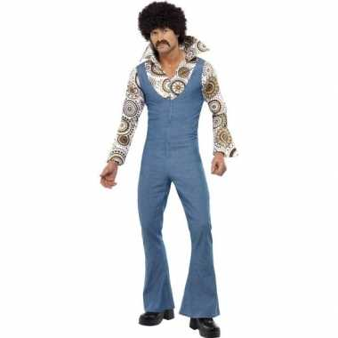 Jaren 70 disco verkleedkleren voor heren
