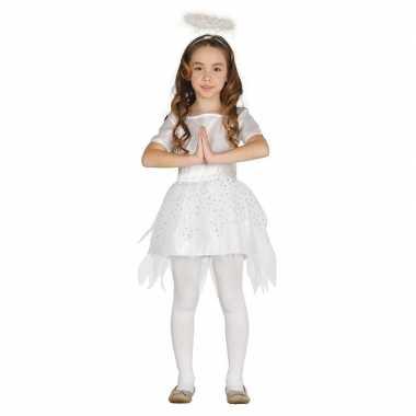 Kerst engel raziel verkleedkleren/jurk voor meisjes