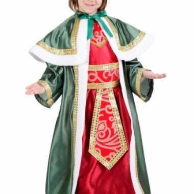 Kerst verkleedkleren de drie wijzen uit het oosten