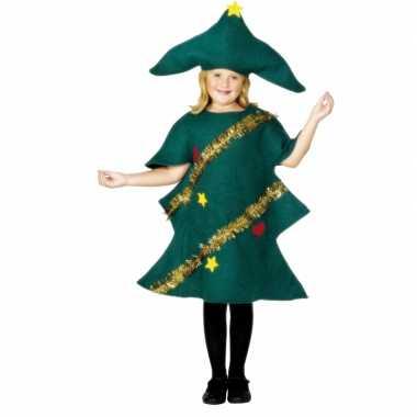 Kerstboom verkleedkleren voor kinderen