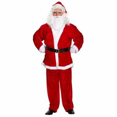 Kerstman verkleedkleren voor heren xxl