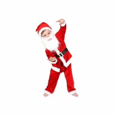 Kerstman verkleedkleren voor jongens en meisjes