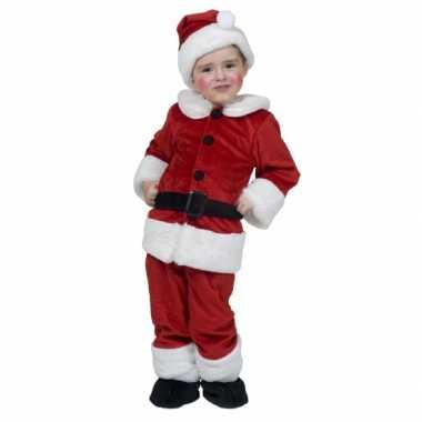 Kerstman verkleedkleren voor kinderen