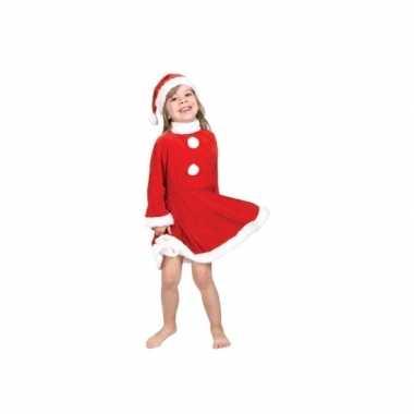 Kerstman verkleedkleren voor peuters
