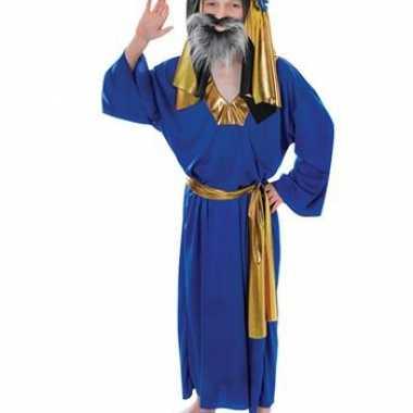 Kids kerst verkleedkleren drie wijzen uit het oosten