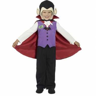 Kids vampier verkleedkleren met cape